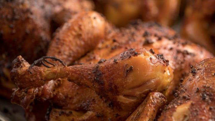 Smoked Chipotle Cinnamon Chicken