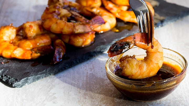 Spicy Sherry Miso Glaze