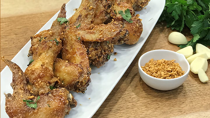 Fish Sauce Caramel Pok Pok Style Wings