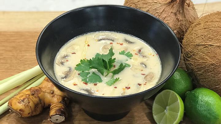 Tom Kha Gai Soup