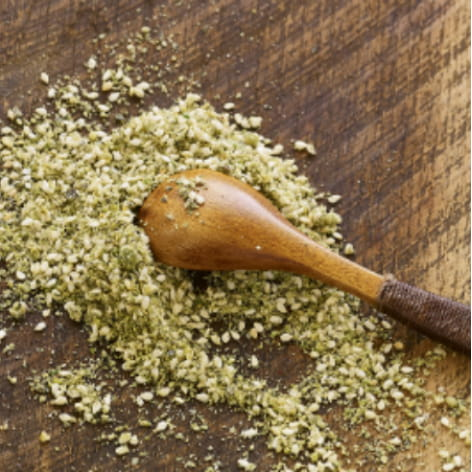 Homemade Wasabi Furikake Seasoning