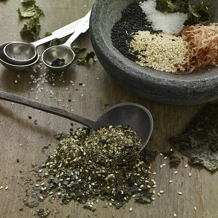 Homemade Japanese Furikake Seasoning