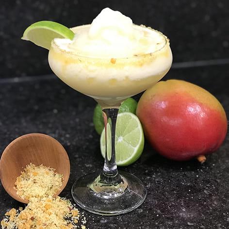 Mango Curry Lime Margarita