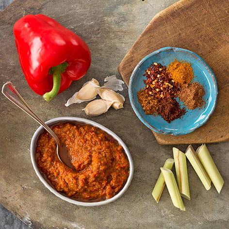 Rendang Curry