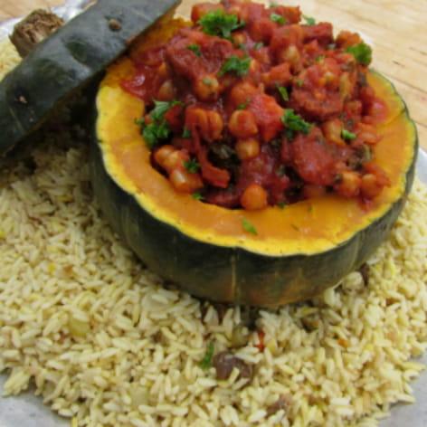 Spanish Chorizo & Chick Pea Stew