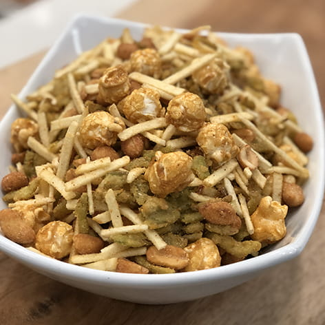 Spicy Bar Snack Mix
