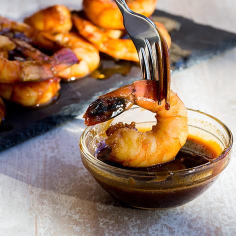Spicy Sherry Miso Glaze