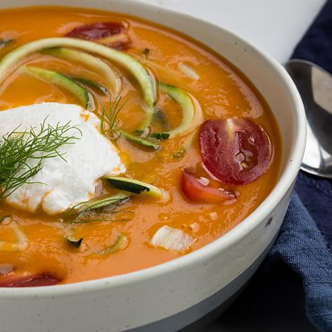 Tomato Fennel Bowl
