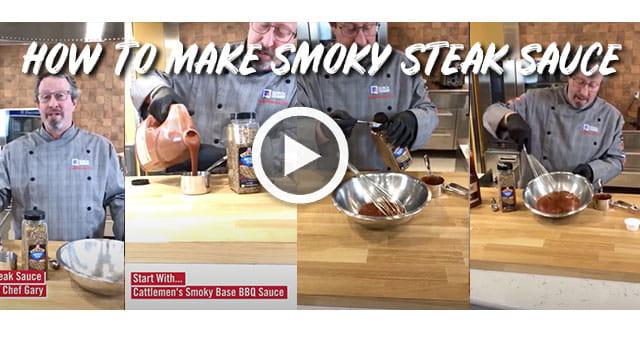 How to make smoky bbq