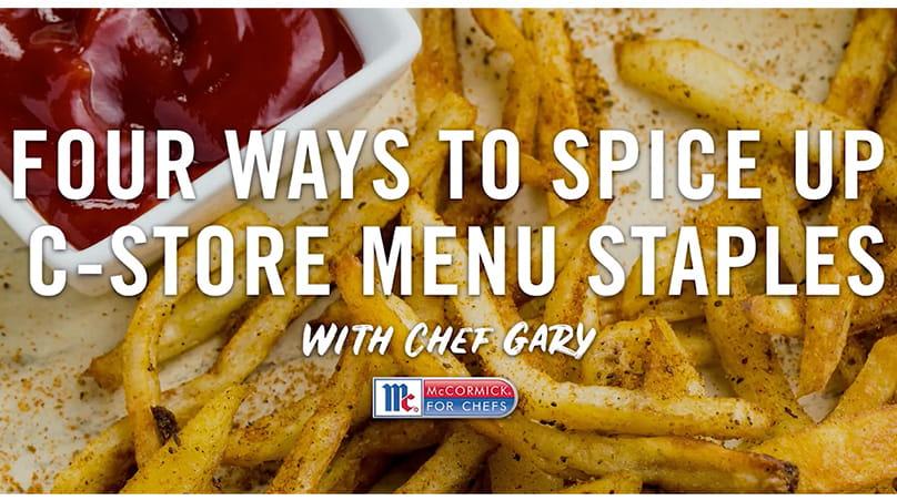 Four Ways to Spice Up