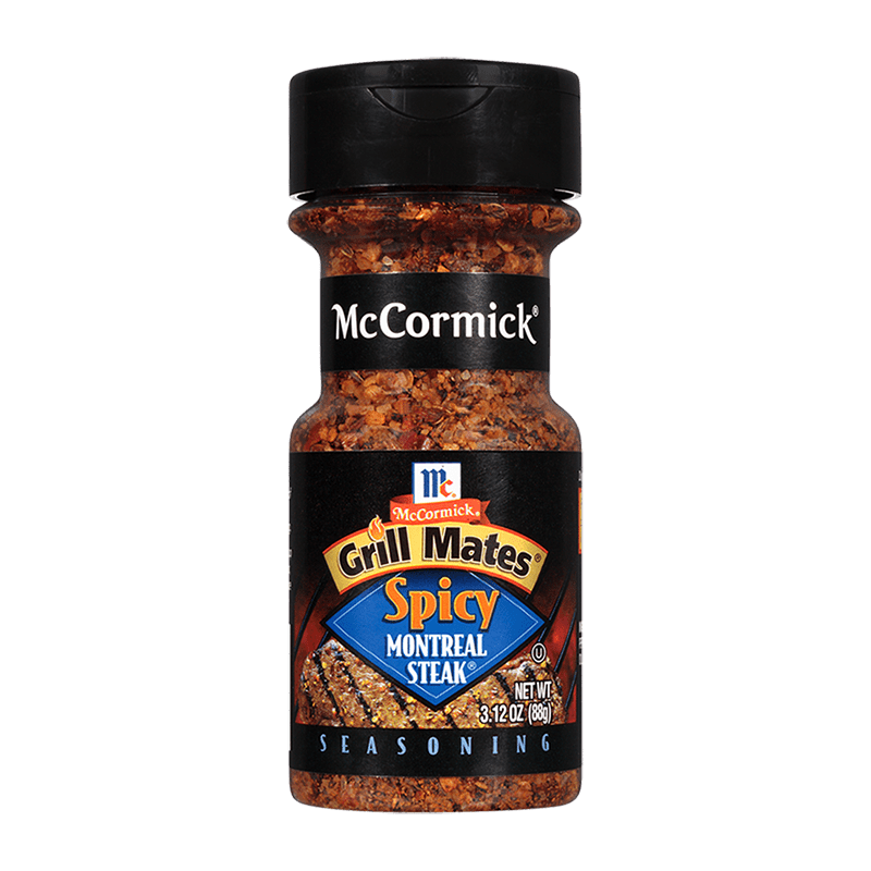 McCormick® Grill Mates® Spicy Montreal Steak Seasoning