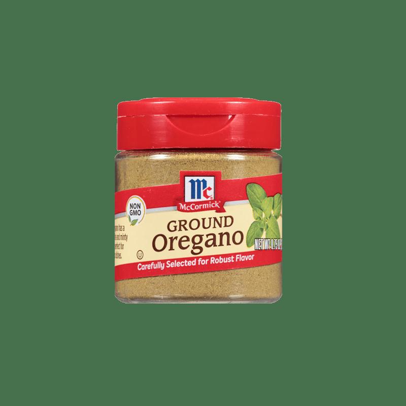 McCormick® Oregano, Ground