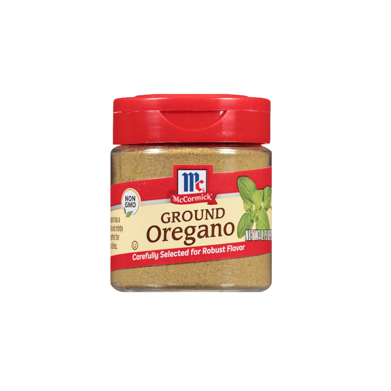 McCormick® Oregano, Ground