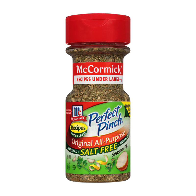 McCormick® Perfect Pinch® Salt Free Original All-Purpose Seasoning