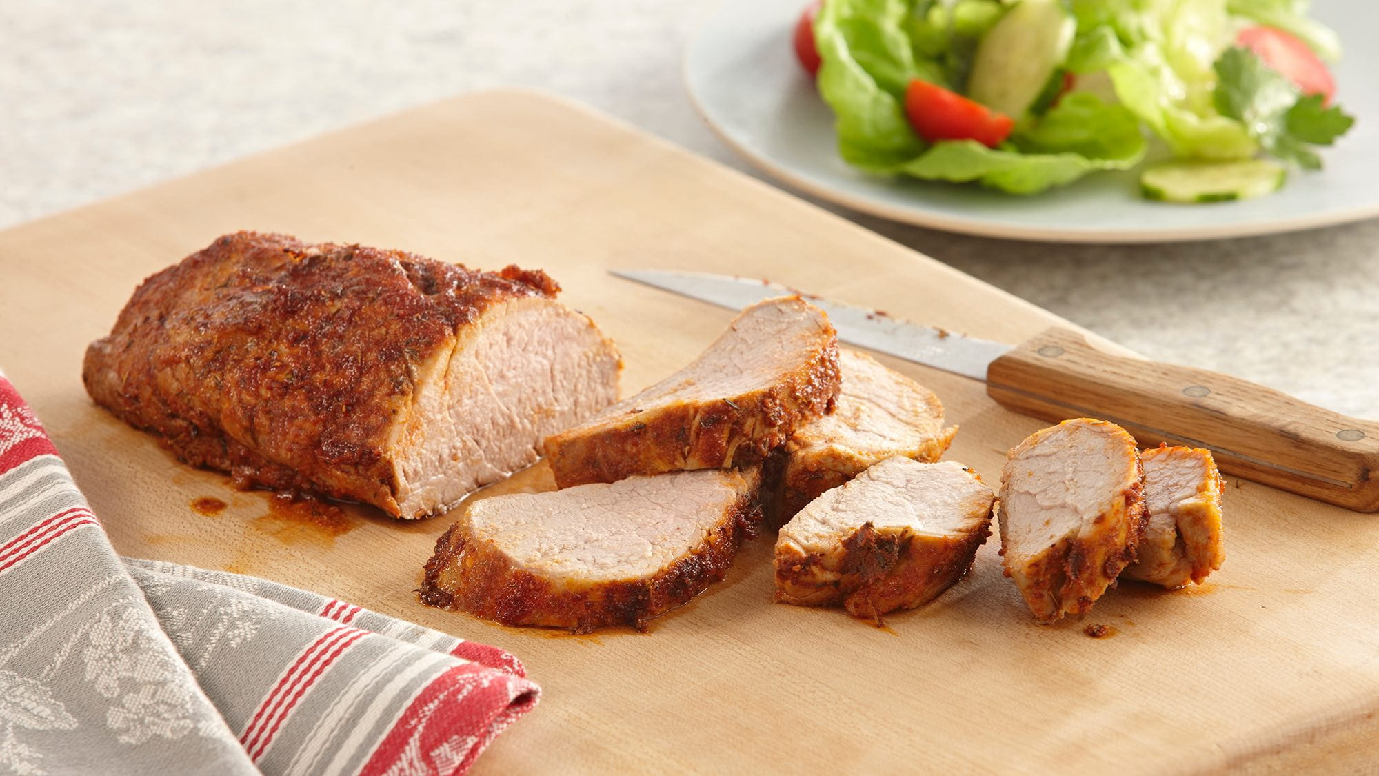 SMOKED PAPRIKA PORK TENDERLOIN
