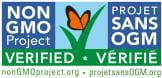 BCFoods is Non-GMO Project Verified