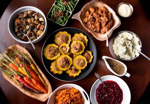 Plant-based Holiday Dinner Alternatives