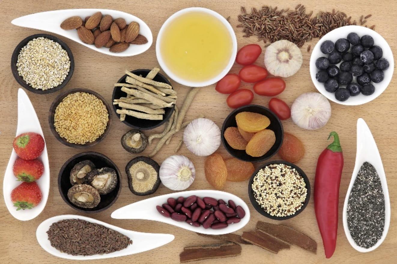 Content of Antioxidants in Foods