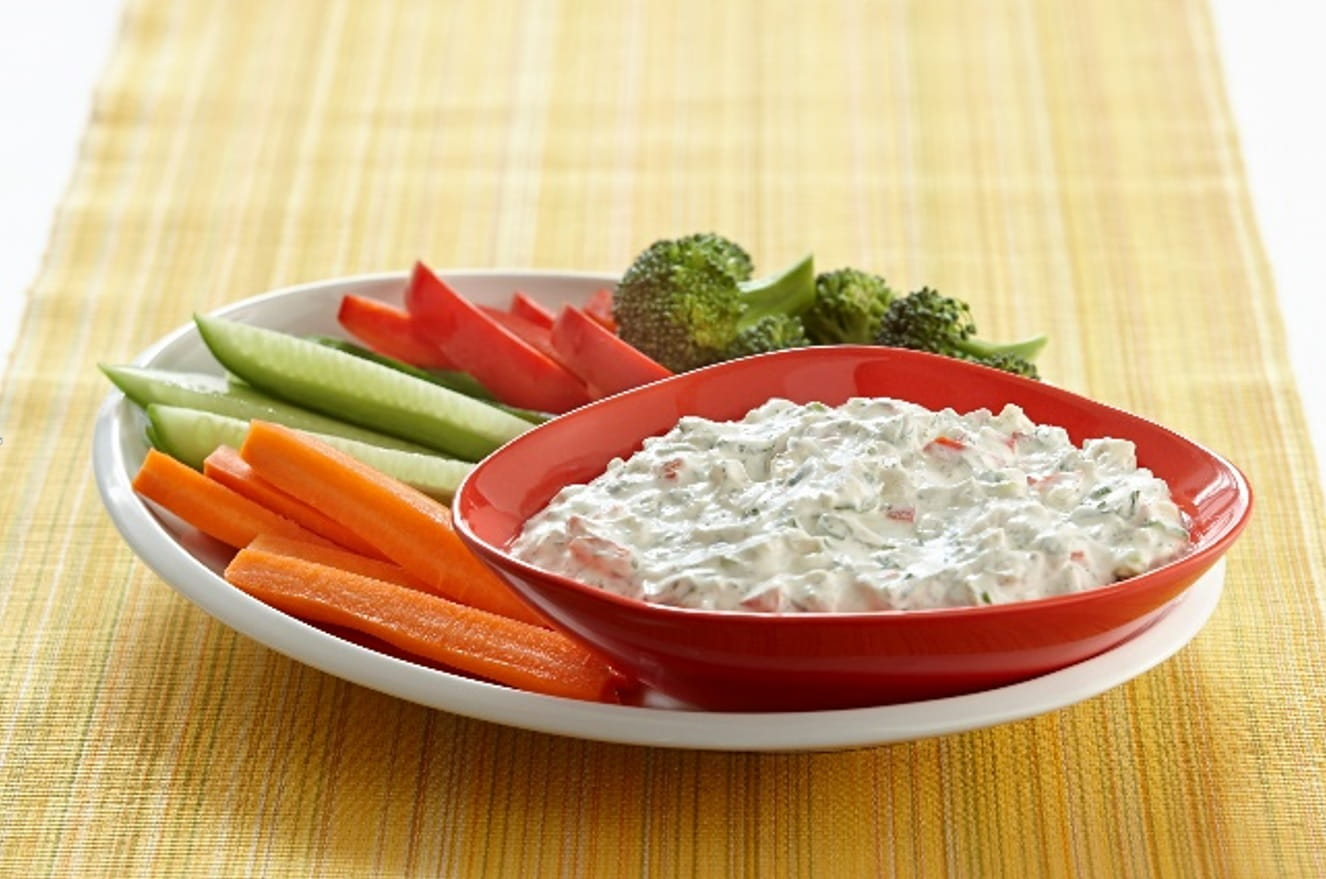MSI Funded Study on Effect of Dips with Herbs & Spices on Preschooler Liking of Vegetables