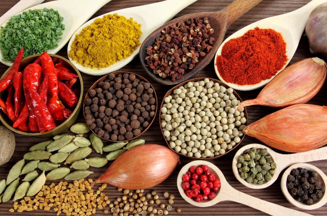 MSI Funded Study on the Metabolic Effects of a Spice Containing Meal