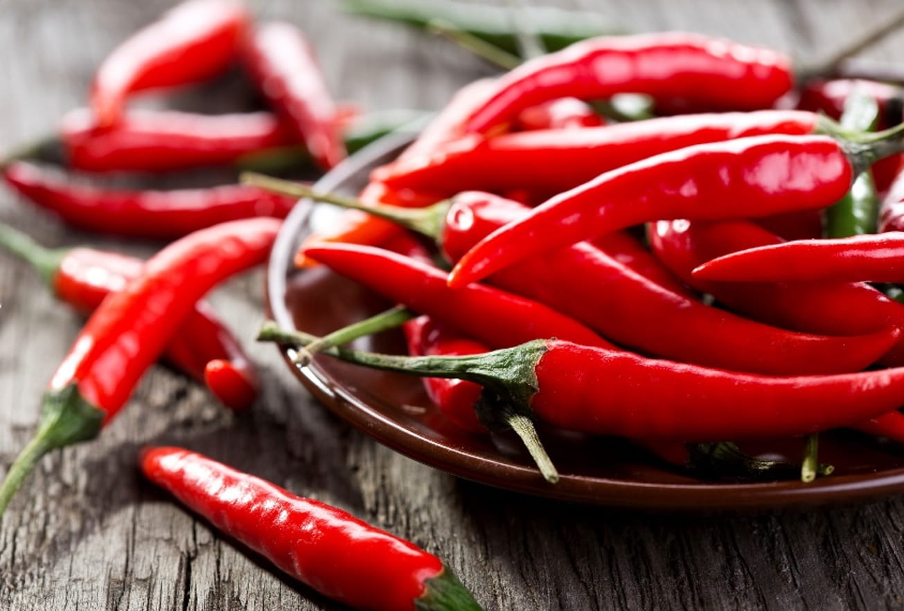 MSI Funded Paper: Potential Health Benefits of Red Pepper