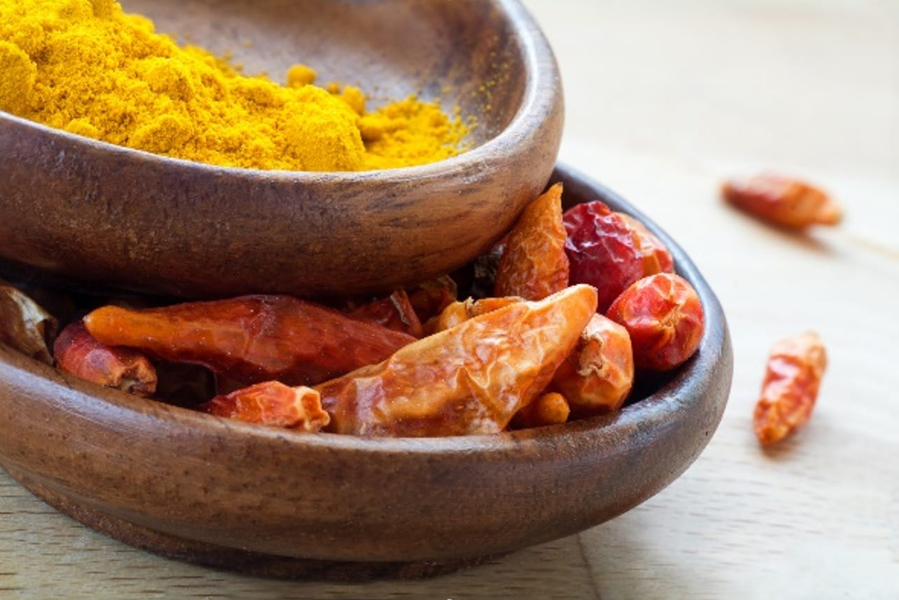 MSI Funded Study on Influence of Red Pepper Spice and Turmeric on Inflammation and Oxidative Stress Biomarkers in Overweight Females