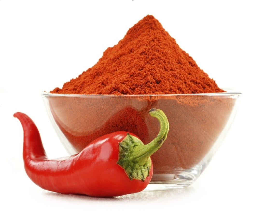 Review Paper on Red Pepper and Energy Balance