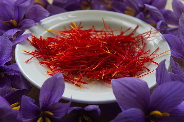 MSI Funded Paper -  Saffron: Potential Health Benefits