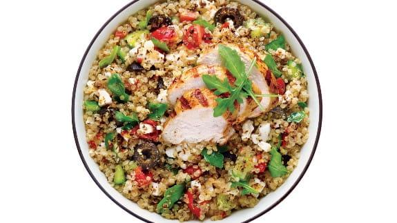 greek bowl recipe