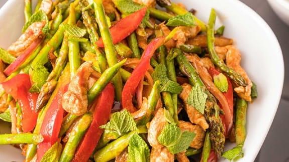 asparagus-pork-