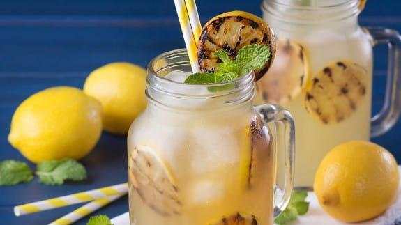 Hockey-lemonade