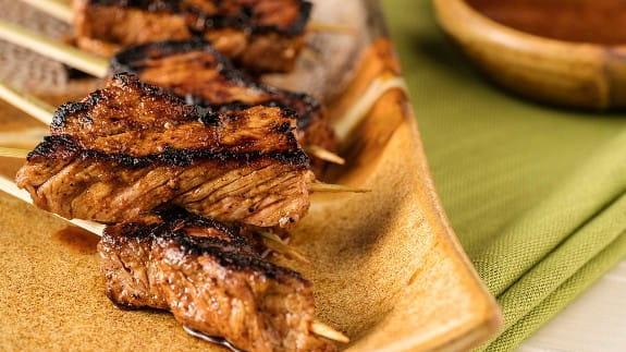 Hockey-steak