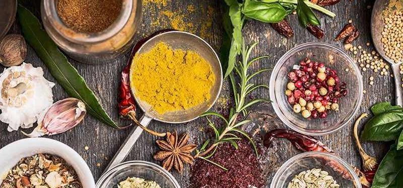 Ondek onze Kruiden & Specerijen