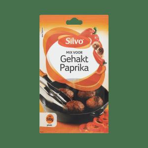 Kruidenmix Gehakt Paprika
