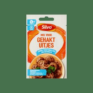 Gehakt kruiden zonder zout met ui | Silvo