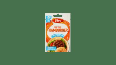 Kruiden hamburger zonder zout | Silvo