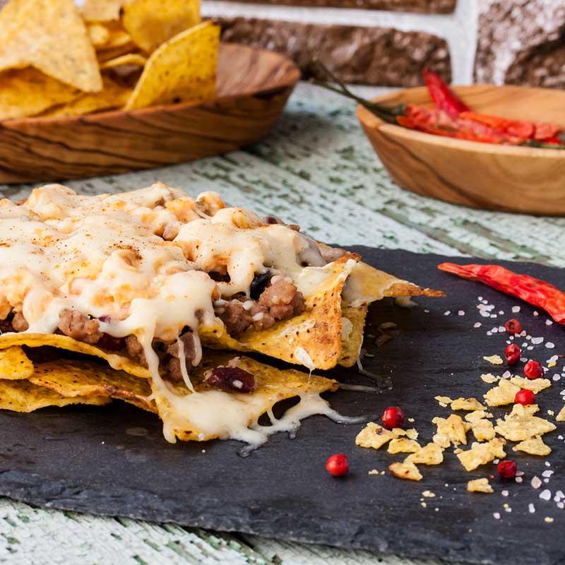Mexicaanse gehaktschotel