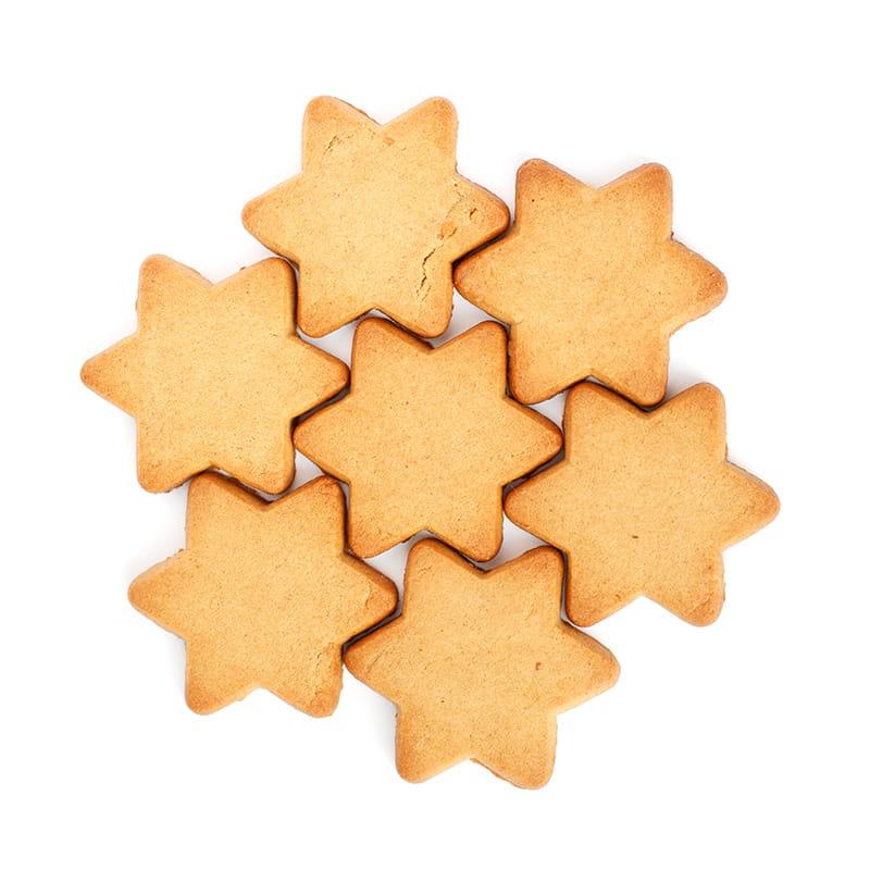Zweedse kardemom koekjes