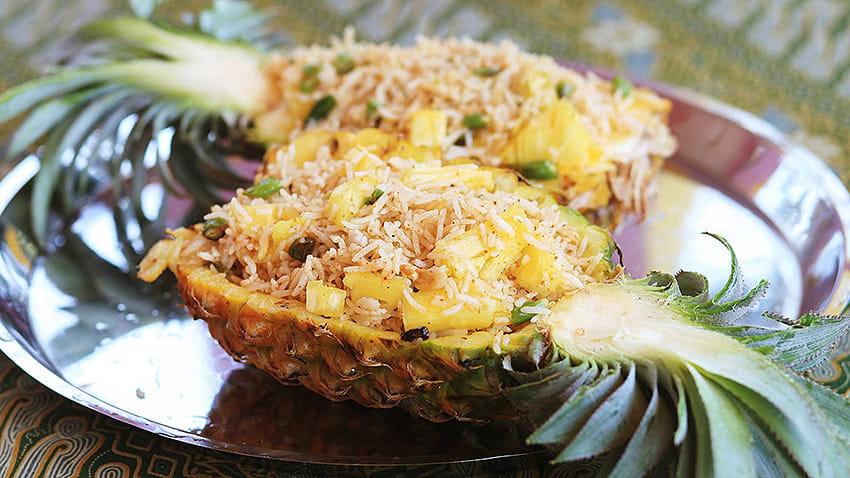 Ananas-Reis