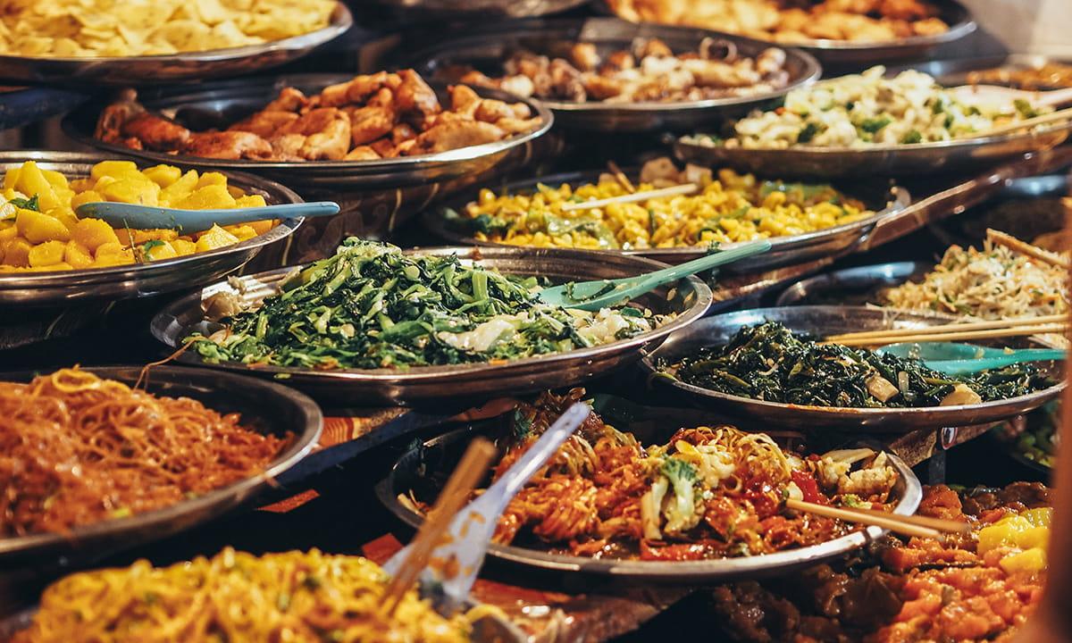 Le meilleur de la cuisine de rue de Bangkok chez vous