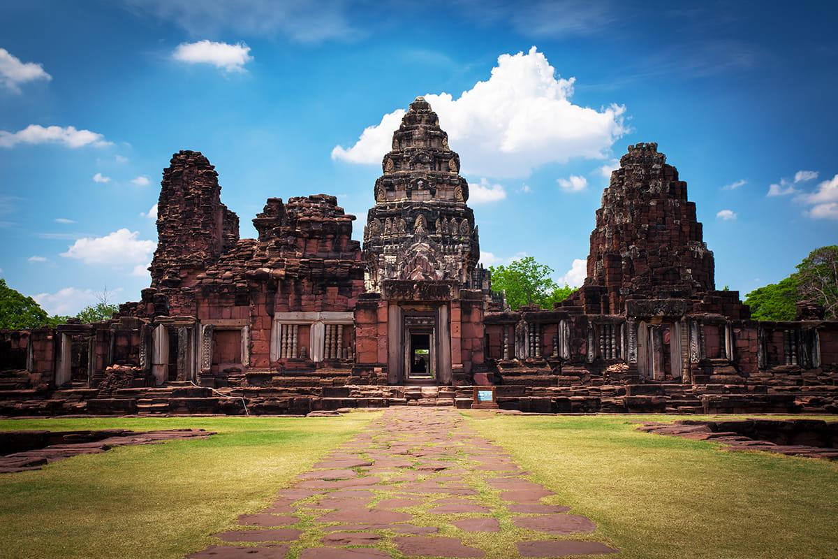 Die fünf schönsten Orte, die Sie in Thailand besuchen sollten