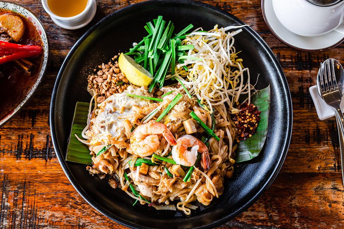 Comment réussir votre pad thaï