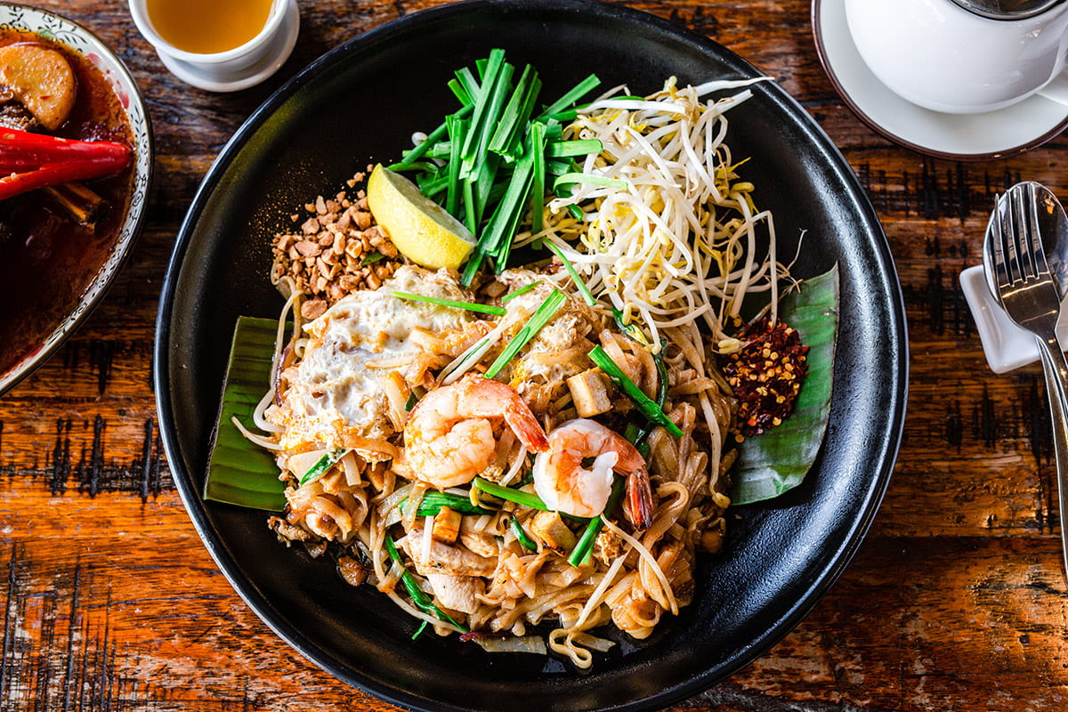 Wie das perfekte Pad Thai gelingt
