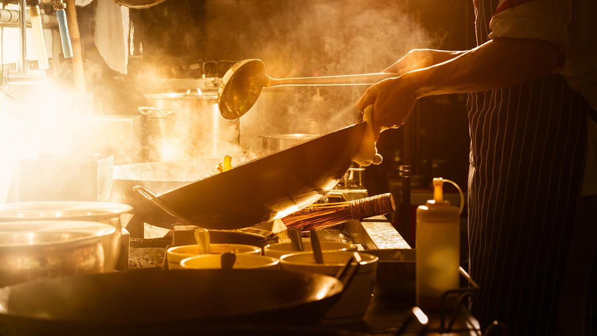 Drei Geheimnisse der Thai-Küche