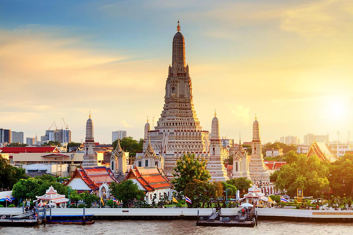 Trois superbes temple Thailandais à ne pas manquer