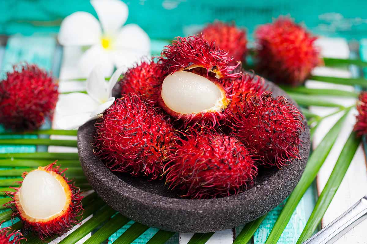 Des Desserts Thaï