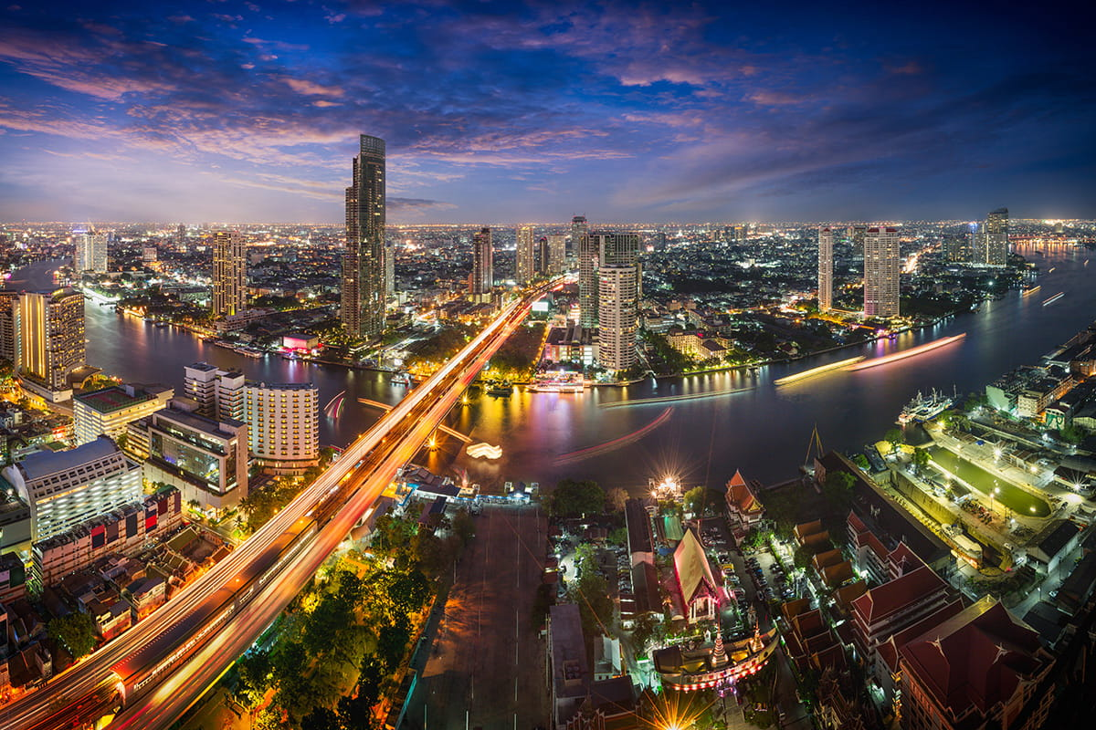 Thai Kitchens Bangkok-Reiseführer
