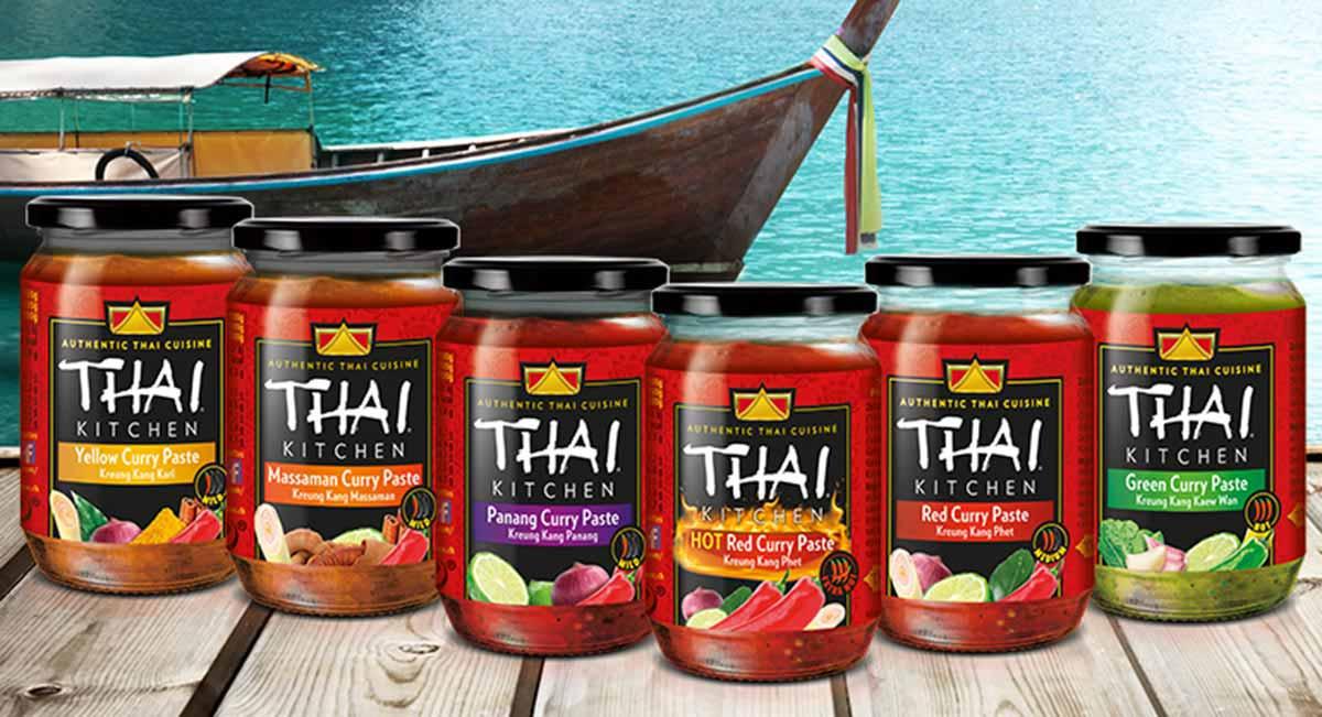 Die Welt der Thai-Currys