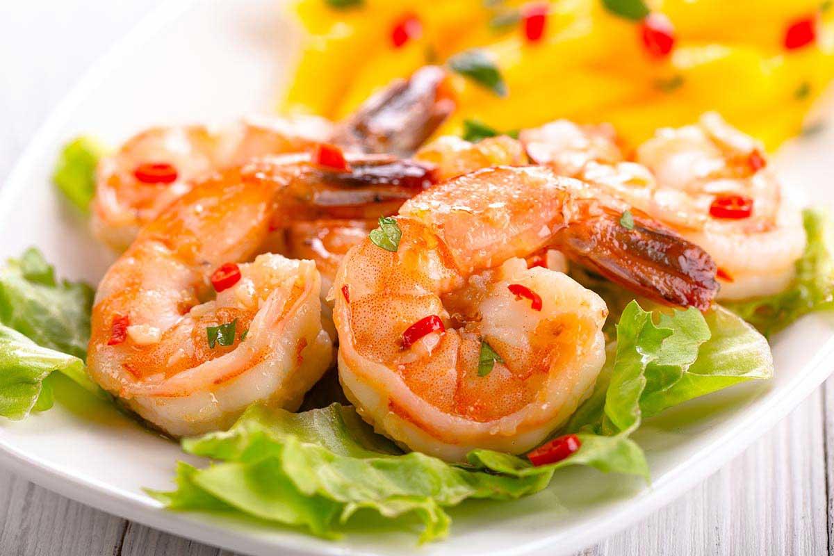 Thai Crevetten - einfach gemacht
