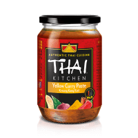 Gelbe Curry Paste